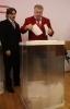 Фоторепортаж: «Все кандидаты в президенты уже проголосовали»