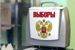 Фоторепортаж: «На участок №16 в Петербурге наблюдатели попали, применив силу»