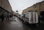 От взрыва в ресторане «Харбин» пострадало 18 человек: Фоторепортаж