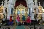 Еще двух участниц Pussy Riot задержали в Москве: Фоторепортаж