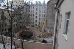 Фоторепортаж: «Снос дома на Фонтанке 145. 13 марта»