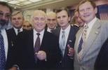 Фоторепортаж: «Экс-депутату-боксеру Михаилу Глущенко дали 8 лет за вымогательство 10 миллионов»