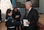 Губернатор Петербурга ввел сухой закон в столовой Смольного: Фоторепортаж