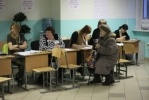 По результатам Exit-poll в Петербурге Путин набирает 52,7 процента голосов: Фоторепортаж