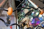 мусорный монстр: Фоторепортаж