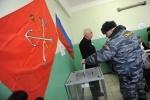 Фоторепортаж: «Геннадий Зюганов не признал выборы президента России»