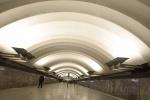 Фоторепортаж: «Эскалаторы в Петербурге ремонтируют уже на пяти станциях»