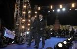 Фоторепортаж: «Путин вышел в президенты, а оппозиция – с протестом на улицы»