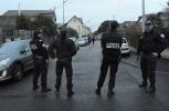 Операция по захвату подозреваемого в убийствах в Тулузе: Фоторепортаж