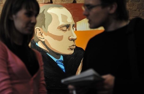 Студенты Петербурга составили коллективный портрет избирателя, голосовавшего за Путина