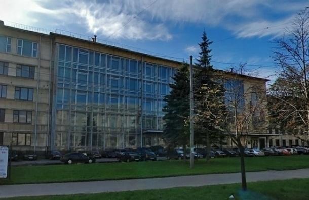 Здания химического института в Петербурге сносят ради Дворца танца