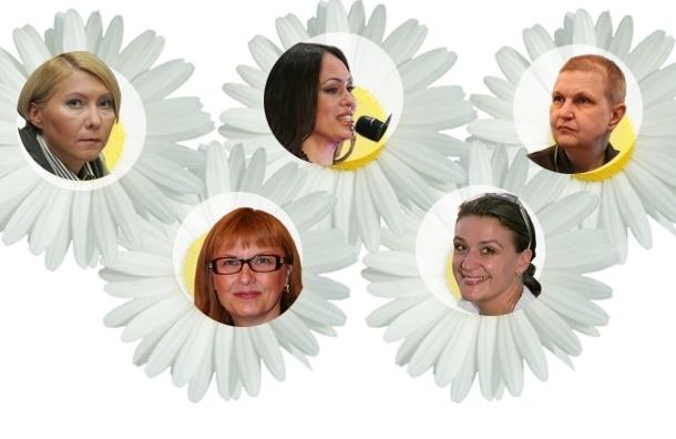 Знаменитые петербурженки о том, что они думают о Международном женском дне