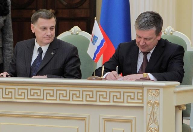 ЗакСы Петербурга и Ленобласти подписали соглашение: Фото