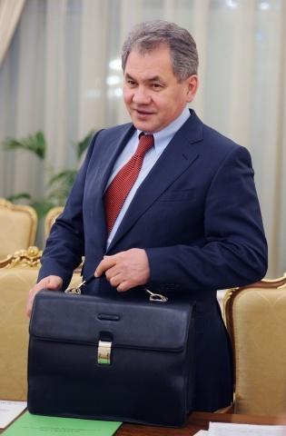 Сергей Шойгу: Фото