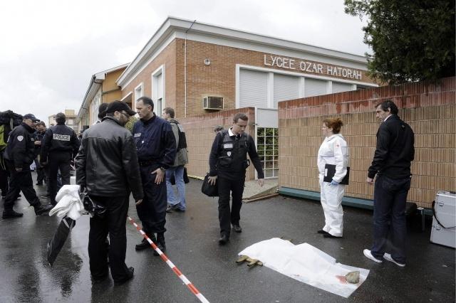 Убийства в Тулузе: Фото