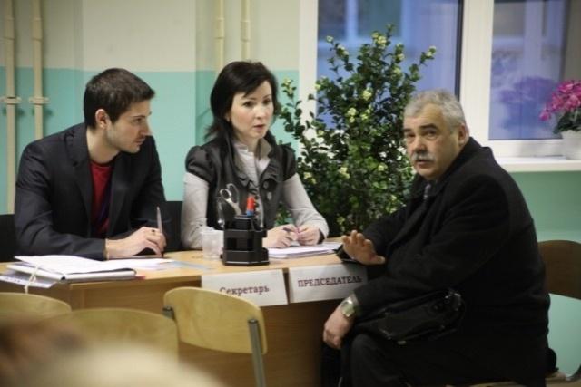 В России уже проголосовали 30% избирателей: Фото