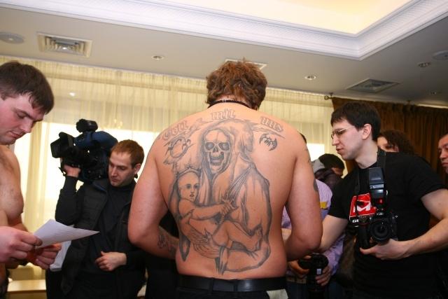 Джефф Монсон: Я не знаю кому свистели - мне или Путину: Фото
