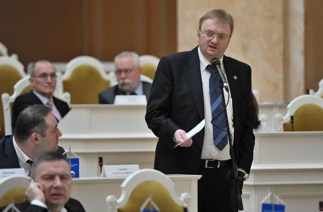 Виталий Милонов: Фото