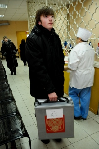 Полиция арестовала программиста «Наблюдателей Петербурга» : Фото