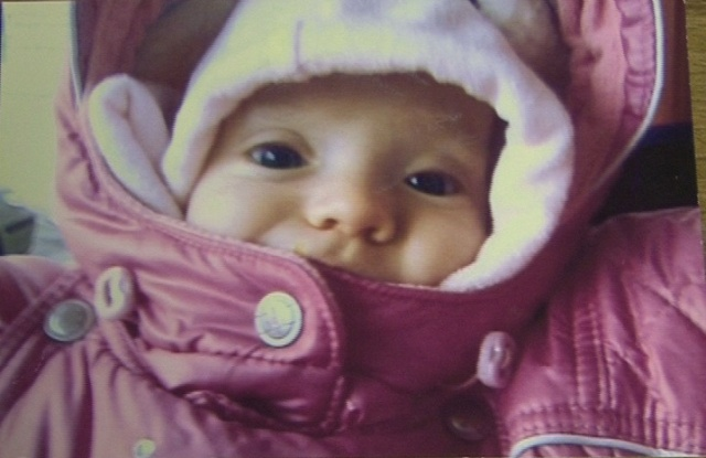 В Брянске пропала 9-месячная девочка: Фото