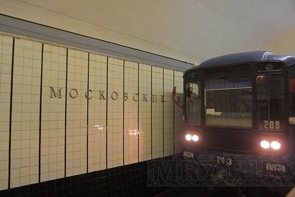 """Станция метро """"Московские ворота"""": Фото"""