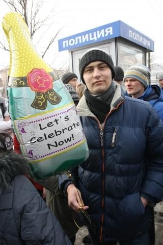 """митинг в Казани из-за случившегося в ОВД """"Дальний"""": Фото"""