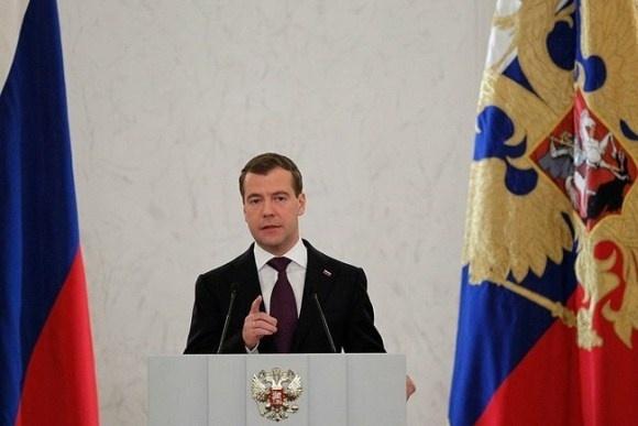 Медведев приказал проверить законность приговора Ходорковскому: Фото