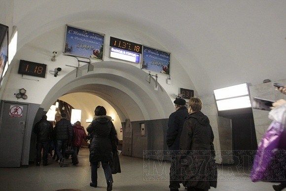"Станция метро ""Площадь Александра Невского-1"": Фото"