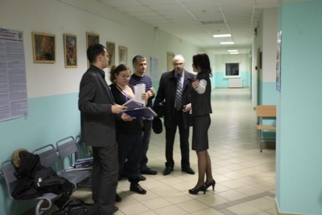 Первые нарушения зафиксированы на выборах: Фото