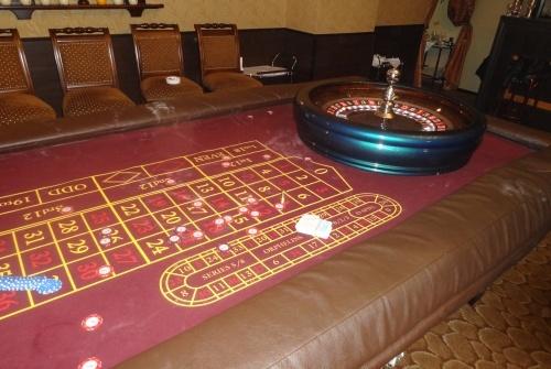Нелегальное казино: Фото