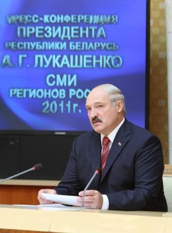 Александр Лукашенко: Фото