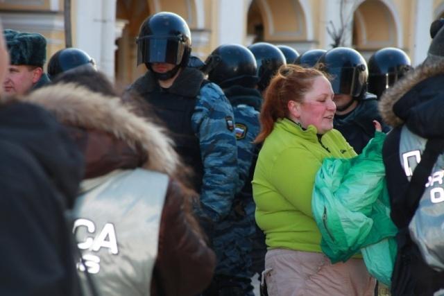 стратегия-31 31 марта: Фото
