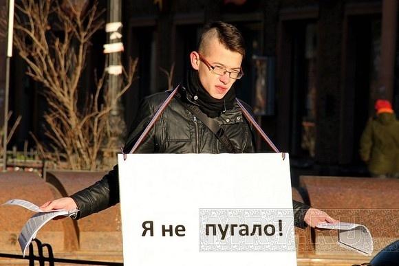 Церковь поддержала петербургский закон против геев: Фото