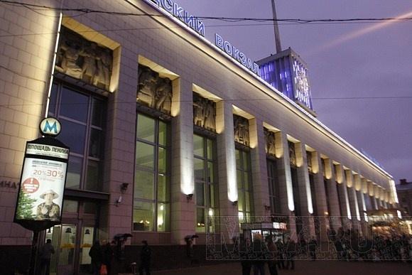 Финляндский вокзал: Фото
