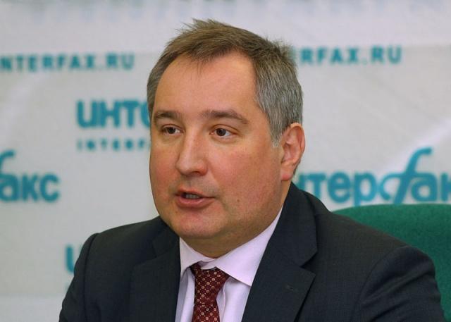 Дмитрий Рогозин: Фото