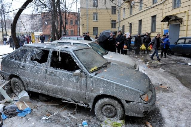 В Петербурге арестовали директора взорвавшегося ресторана «Харбин»: Фото