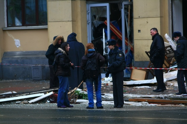 У пострадавших от взрыва в ресторане «Харбин» сгорела вся кожа: Фото