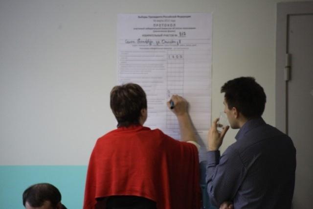 В каких районах Петербурга на выборах избиркомы мухлевали больше всего: Фото