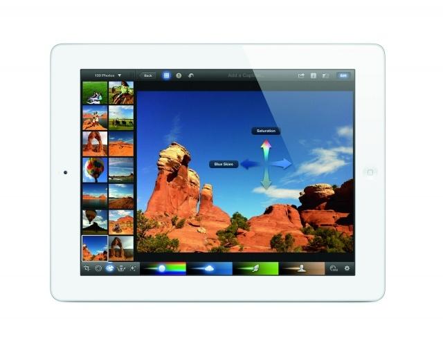 iPad третьего поколения: Фото