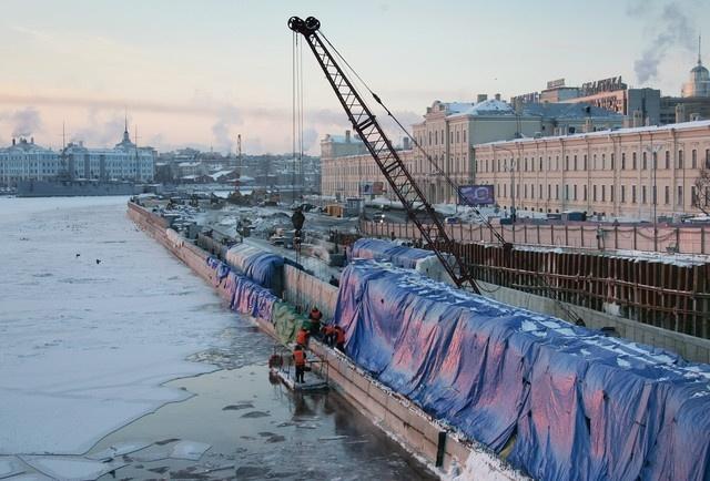 Пироговская набережная: Фото