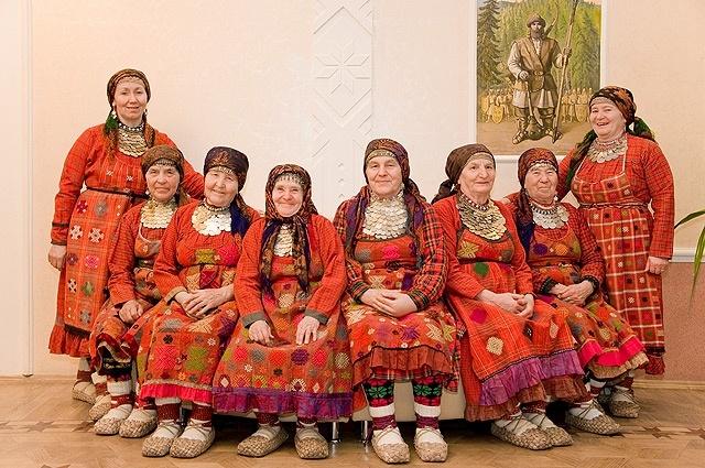 Бурановские бабушки: Фото