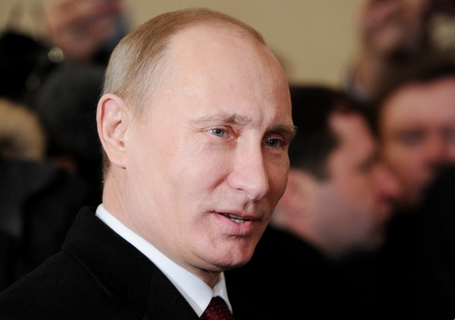 Путин вышел в президенты, а оппозиция – с протестом на улицы: Фото