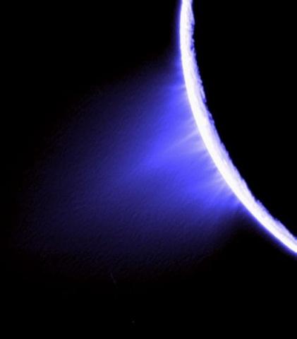 Энцелад: Фото