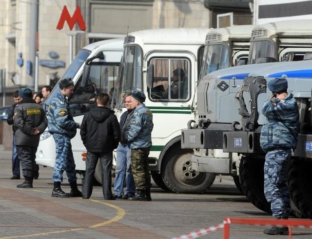 Теракт в Москве 29 марта 2010: Фото