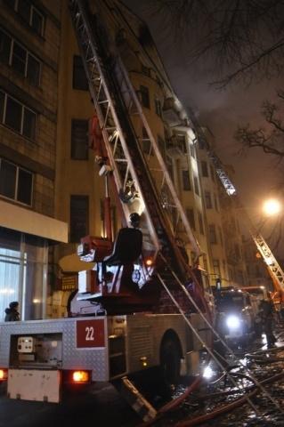 пожар васильевский: Фото