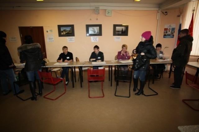 """На городском цирке появилась растяжка: """"Выборы без выбора!"""". : Фото"""