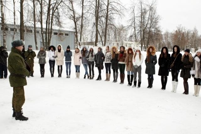 """За титул """"Мисс Россия 2012"""" борются две девушки из Петербурга: Фото"""