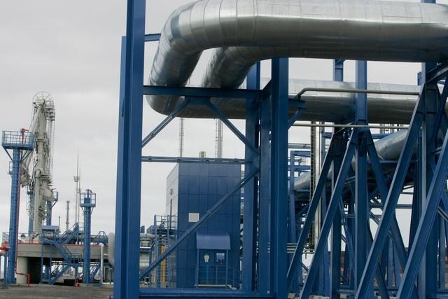 Владимир Путин запустил в Ленобласти трубопровод с нефтью: Фото