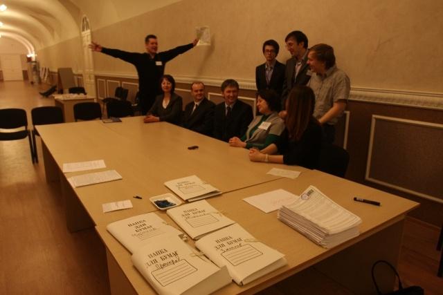 Как Путину пририсовывали голоса в Петербурге. Фото прилагаются: Фото