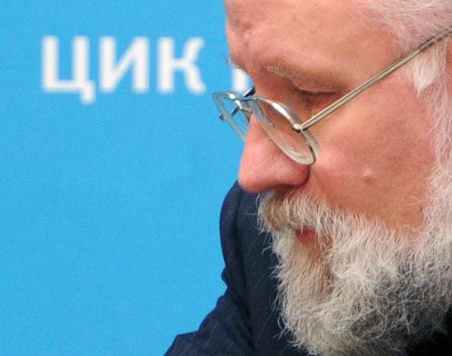 Владимир Чуров: Фото